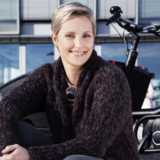Janine Steeger - E-Bike