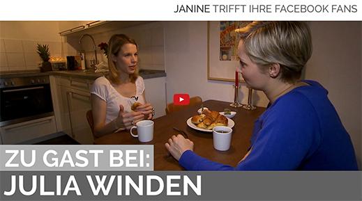 Janine_Steeger_Facebook_YouTube_Julia_Winden